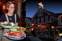 Geddy's in Bar Harbor