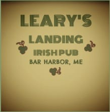Leary's Landing Irish Pub; Breakfast